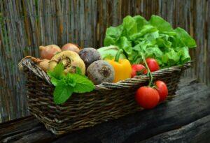 Groente, gezonde voeding